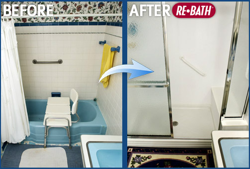 Before and after bathroom remodeling photos nebraska for Bath remodel lincoln ne