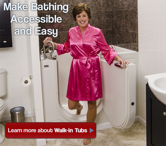 Nebraska Walk-In Tubs