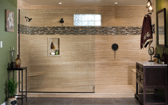 Natural Stone Nebraska Remodeling Products Nebraska Rebath
