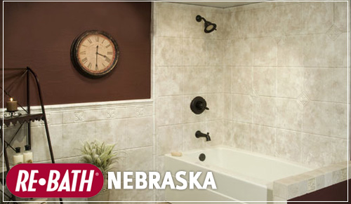 bathroom wall surround systems wainscoting nebraska remodeling